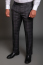 Concrete SLIM FIT CHECK 100% Italian WOOL trousers 31952