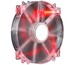 Cooler Master MegaFlow 200 LED Silent Fan (red)
