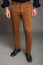 SLIM FIT CANVAS TROUSERS 42878
