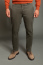 FIT TWILL TROUSERS