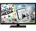 Unionaire M-LD-55UN-SM628-EXD 55 Inch LED HDTV
