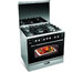 Union Tech C6080SS-NC-511-IDSC Cooker (5 Burners)